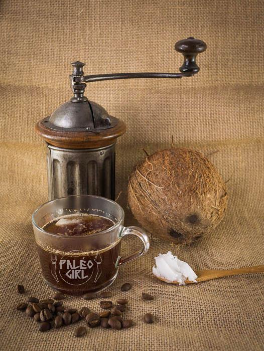 Recette paléo du café gras