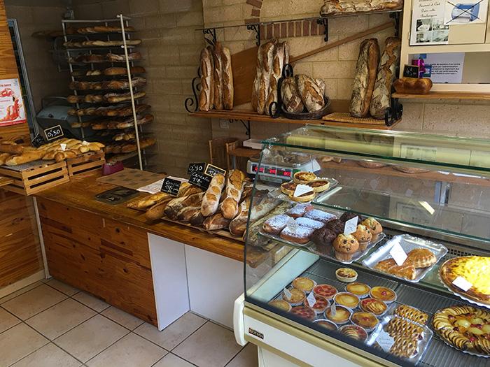 Olivier Zylka paléofit - la boulangerie parentale