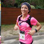 Ludivine, marathonienne paléo